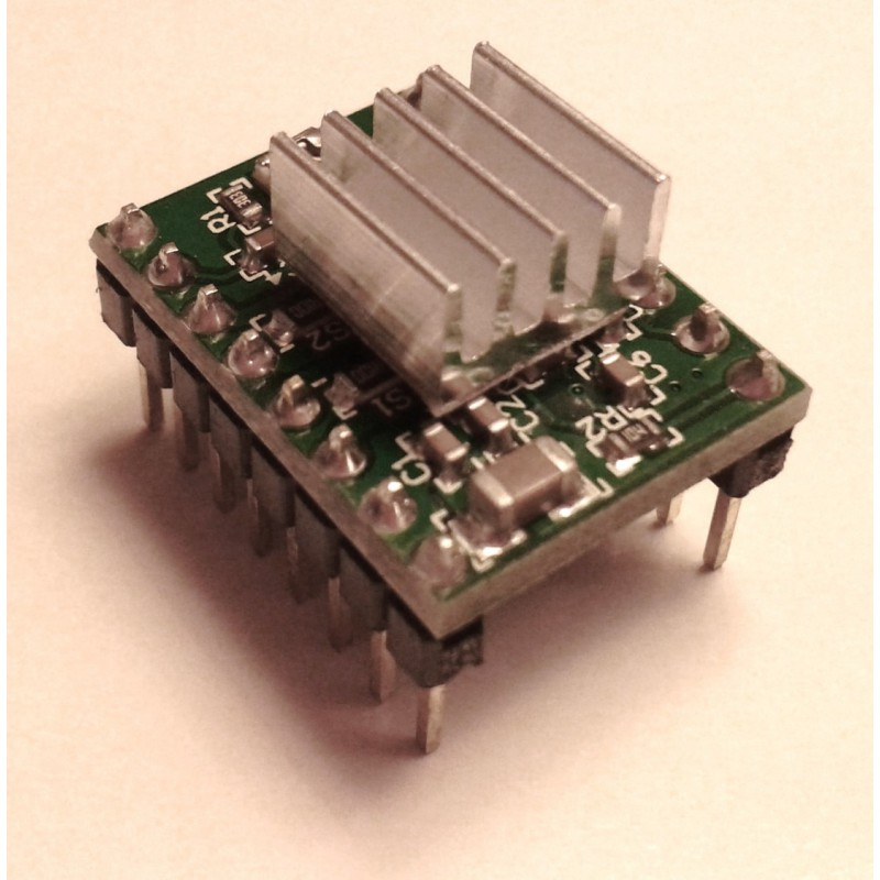 A4988 stepper motor driver with heat sink for A4988 stepper motor driver