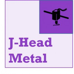 Metal J-Head Hot End Extruder