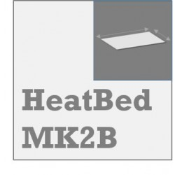 MK2B 3D Printer Heated Bed