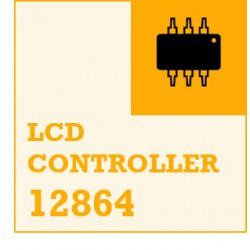 12864 LCD Controller
