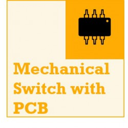 End Stop Switches on PCB  withCable