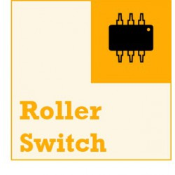 Roller Lever End Stop Switch