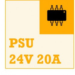 24V 20A Power Supply
