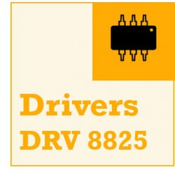 DRV8825 Stepper Motor Driver (with Heat Sink)