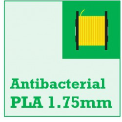 1.75mm Purement PLA - Antibacterial Filament